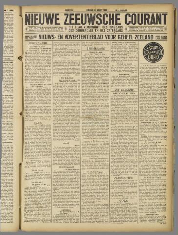 Nieuwe Zeeuwsche Courant 1924-03-18
