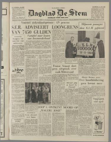de Stem 1959-11-19