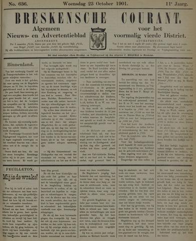 Breskensche Courant 1901-10-23