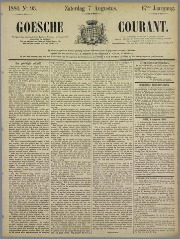 Goessche Courant 1880-08-07