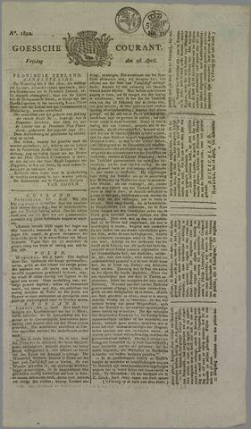 Goessche Courant 1822-04-26