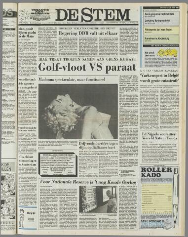 de Stem 1990-07-25