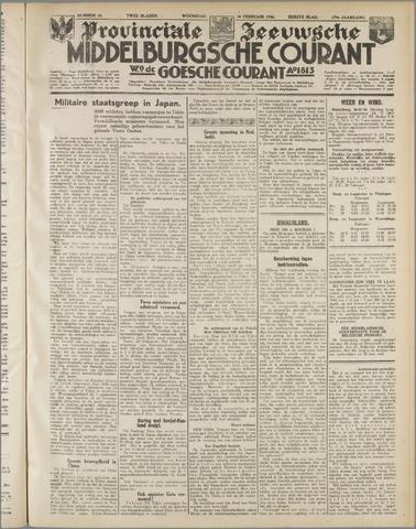 Middelburgsche Courant 1936-02-26