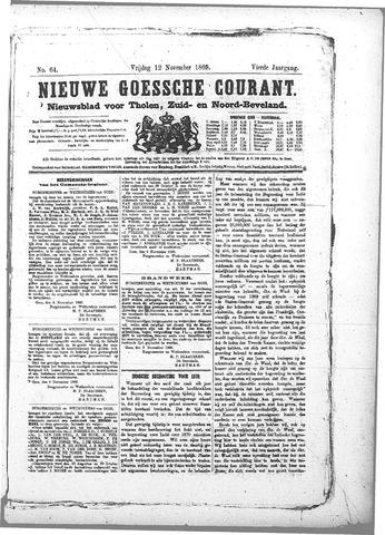 Nieuwe Goessche Courant 1869-11-12