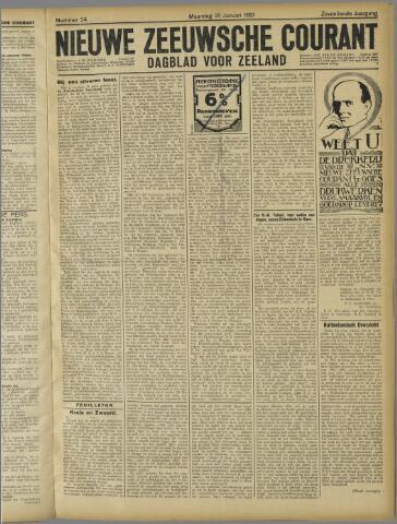 Nieuwe Zeeuwsche Courant 1921-01-31