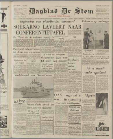 de Stem 1962-06-06