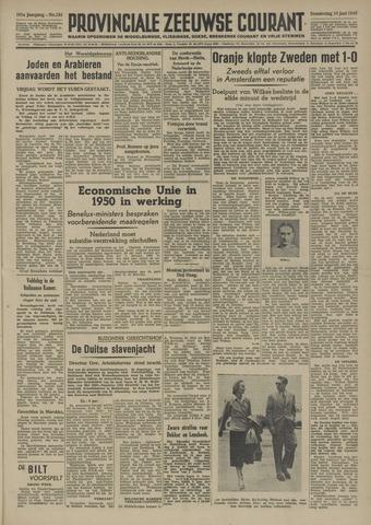Provinciale Zeeuwse Courant 1948-06-10