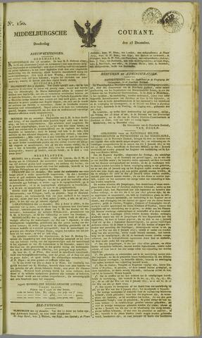 Middelburgsche Courant 1825-12-15