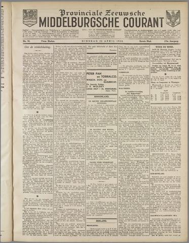 Middelburgsche Courant 1932-04-26
