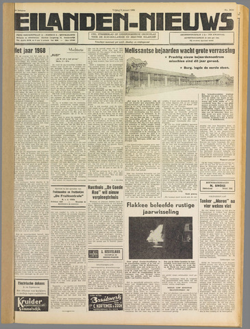 Eilanden-nieuws. Christelijk streekblad op gereformeerde grondslag 1968