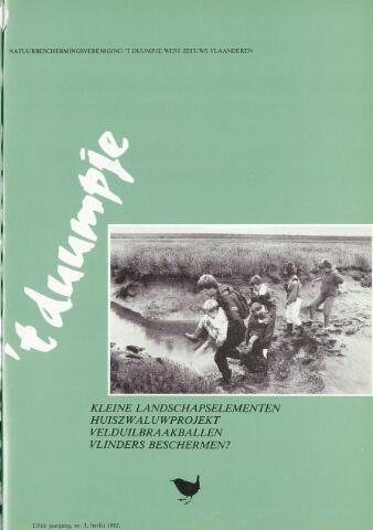 t Duumpje 1985-09-01