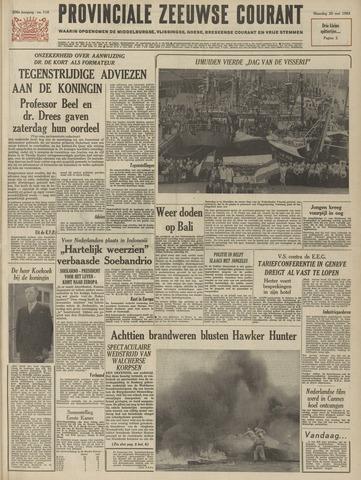 Provinciale Zeeuwse Courant 1963-05-20