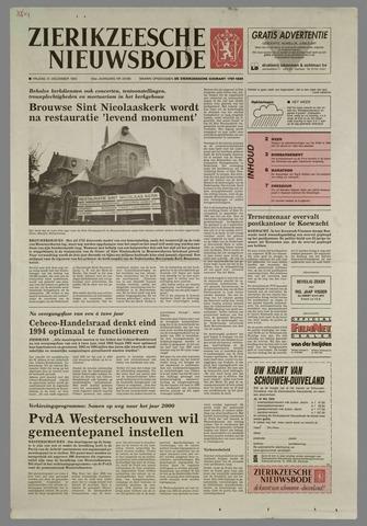 Zierikzeesche Nieuwsbode 1993-12-31
