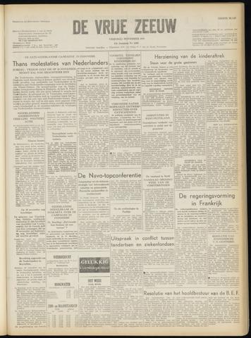 de Vrije Zeeuw 1957-11-01