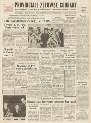 Provinciale Zeeuwse Courant 1965-01-27