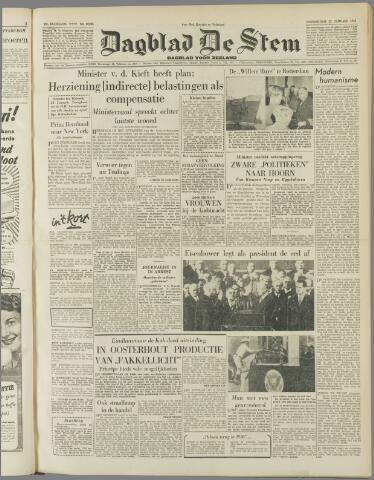 de Stem 1953-01-22