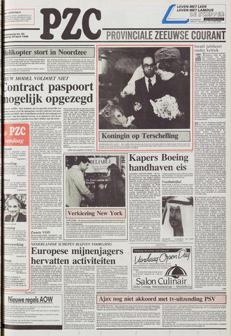 Provinciale Zeeuwse Courant 1988-04-20