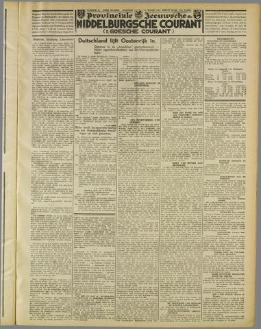 Middelburgsche Courant 1938-03-14