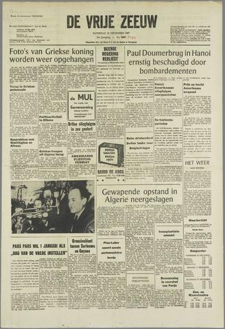 de Vrije Zeeuw 1967-12-16