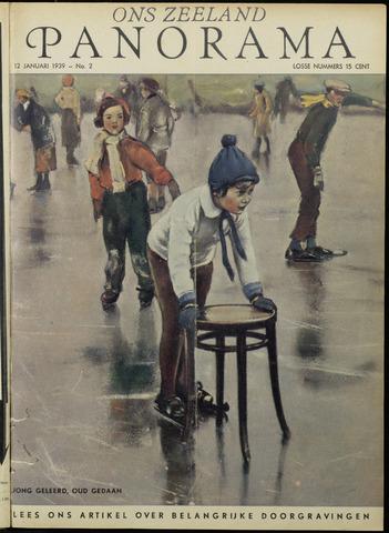 Ons Zeeland / Zeeuwsche editie 1939-01-12
