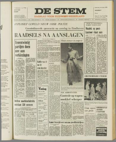 de Stem 1972-10-18