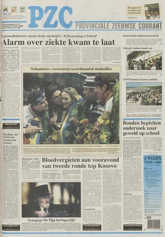 Provinciale Zeeuwse Courant 1999-03-15