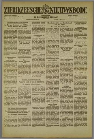 Zierikzeesche Nieuwsbode 1952-01-10
