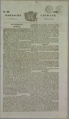 Goessche Courant 1837-07-14