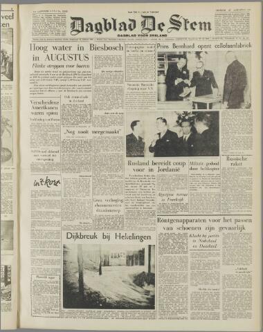 de Stem 1957-08-27
