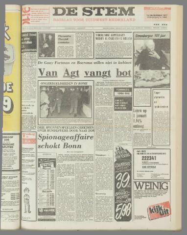de Stem 1977-12-13