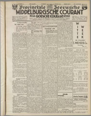 Middelburgsche Courant 1936-01-25