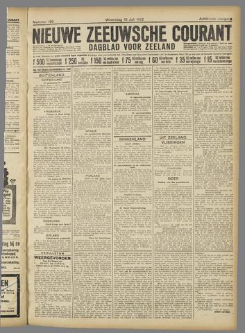 Nieuwe Zeeuwsche Courant 1922-07-19