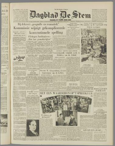de Stem 1954-08-26