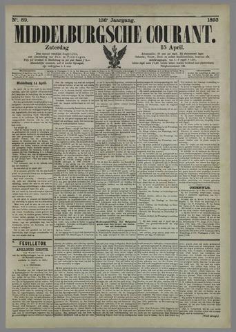 Middelburgsche Courant 1893-04-15