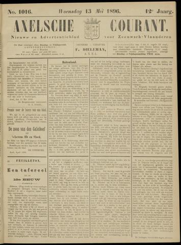Axelsche Courant 1896-05-13