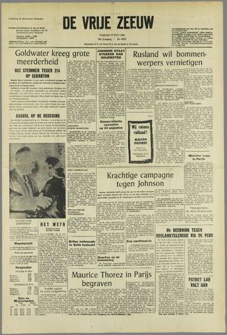 de Vrije Zeeuw 1964-07-17