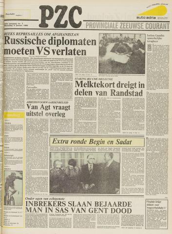 Provinciale Zeeuwse Courant 1980-01-09