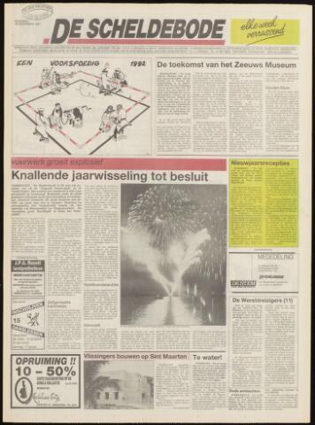 Scheldebode 1991-12-30