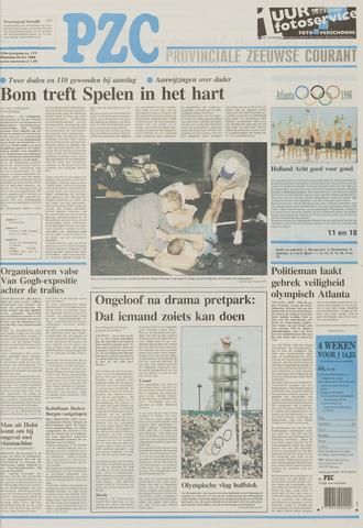 Provinciale Zeeuwse Courant 1996-07-29