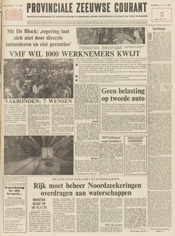 Provinciale Zeeuwse Courant 1969-11-13