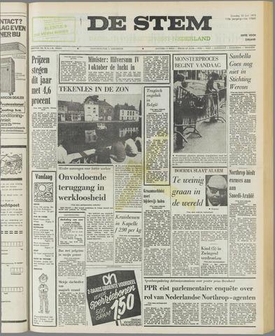 de Stem 1975-06-10
