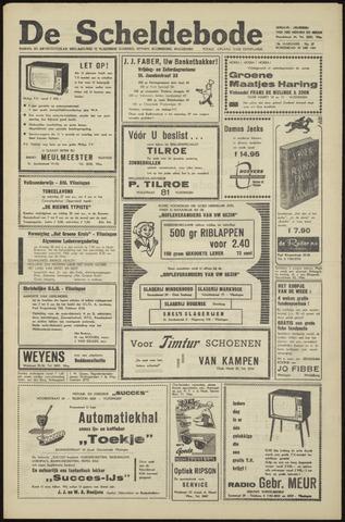 Scheldebode 1961-05-25