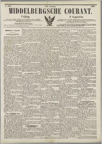 Middelburgsche Courant 1901-08-02
