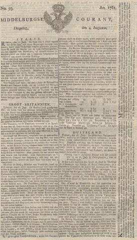 Middelburgsche Courant 1761-08-04