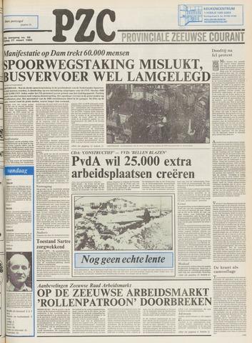 Provinciale Zeeuwse Courant 1980-03-21