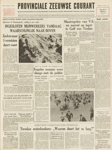 Provinciale Zeeuwse Courant 1964-08-04