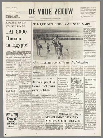 de Vrije Zeeuw 1970-07-09
