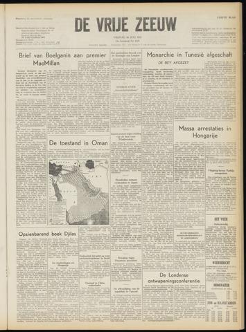 de Vrije Zeeuw 1957-07-26