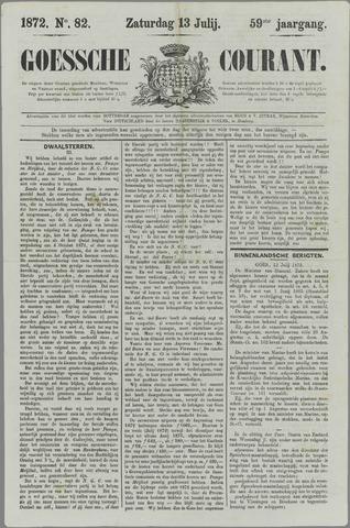 Goessche Courant 1872-07-13