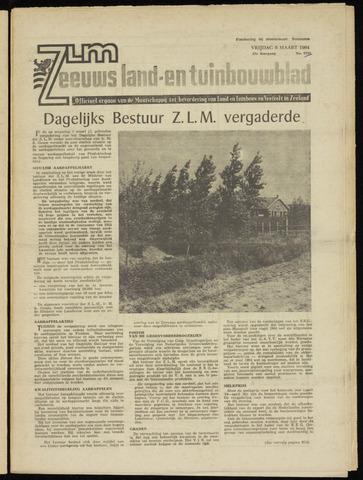 Zeeuwsch landbouwblad ... ZLM land- en tuinbouwblad 1964-03-06